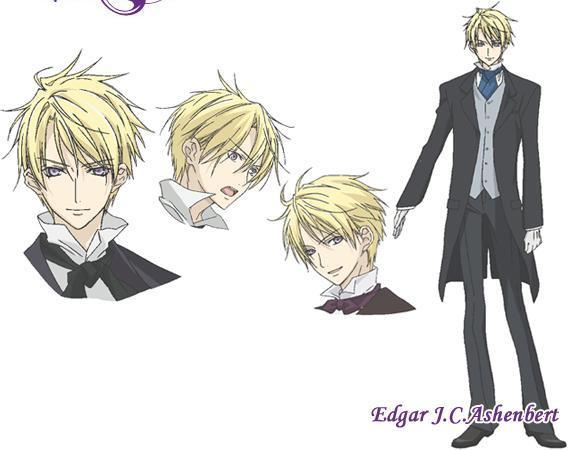 Edgar Cosplay Costume from Earl and Fairy