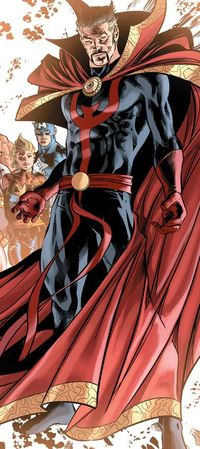 Marvel Doctor Stephen Vincent Strange Costume (Cappa)