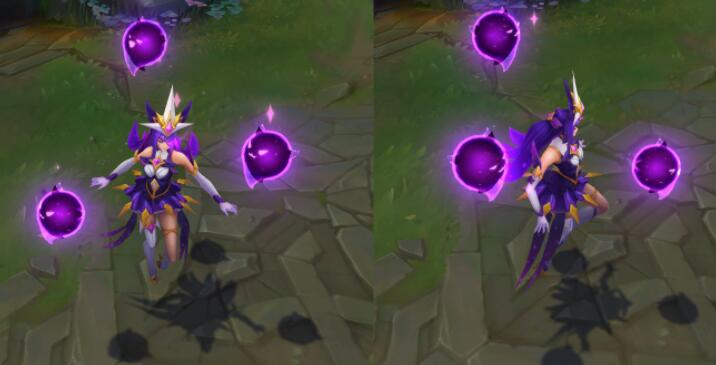 Star Guardian Syndra Cosplay Costume from League of Legends