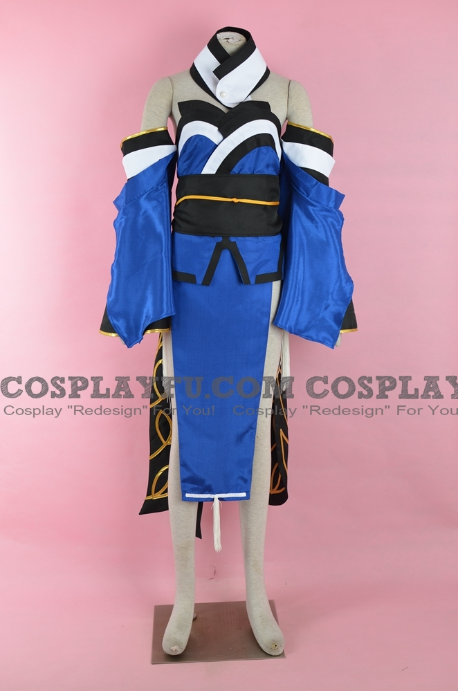 Tamamo Cosplay Costume from Fate Extra
