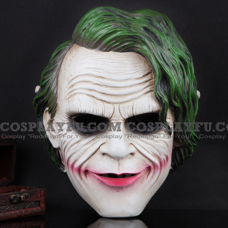 Batman Joker Cosplay