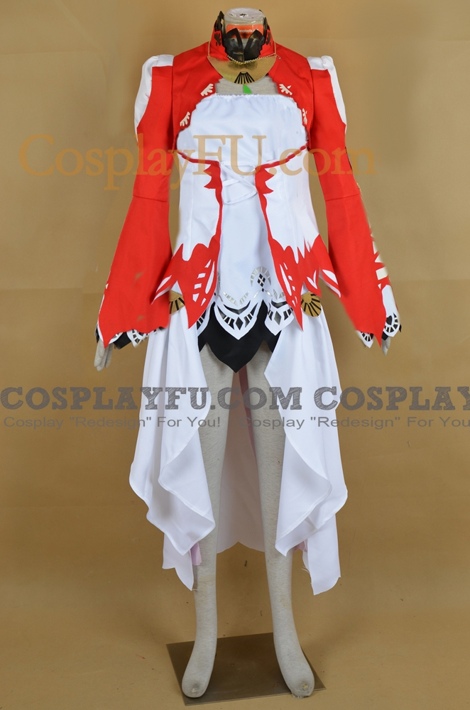 Lailah Cosplay Costume (2380) from Tales of Zestiria