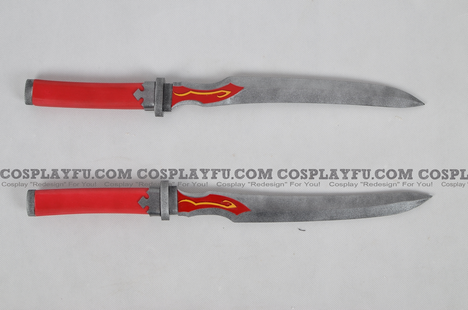 Rokurou Daggers from Tales of Berseria