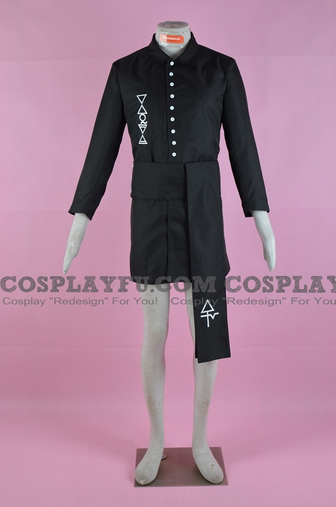A Nameless Ghoul Cosplay Costume from Ghost (Swedish band)