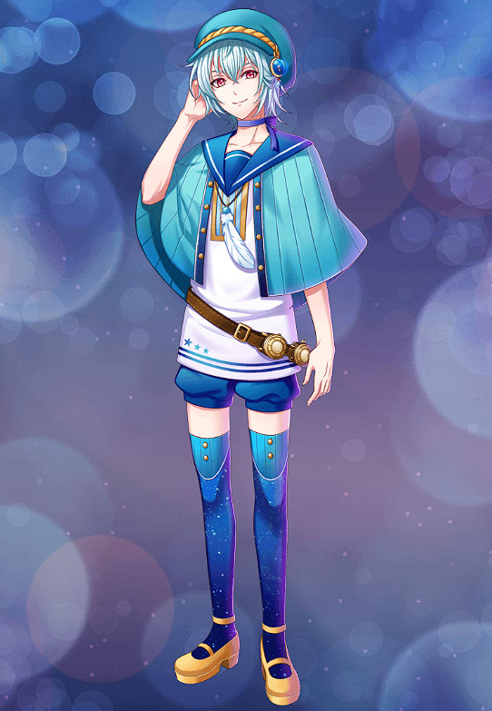 Deneb Cosplay Costume from Yume 100 Princes