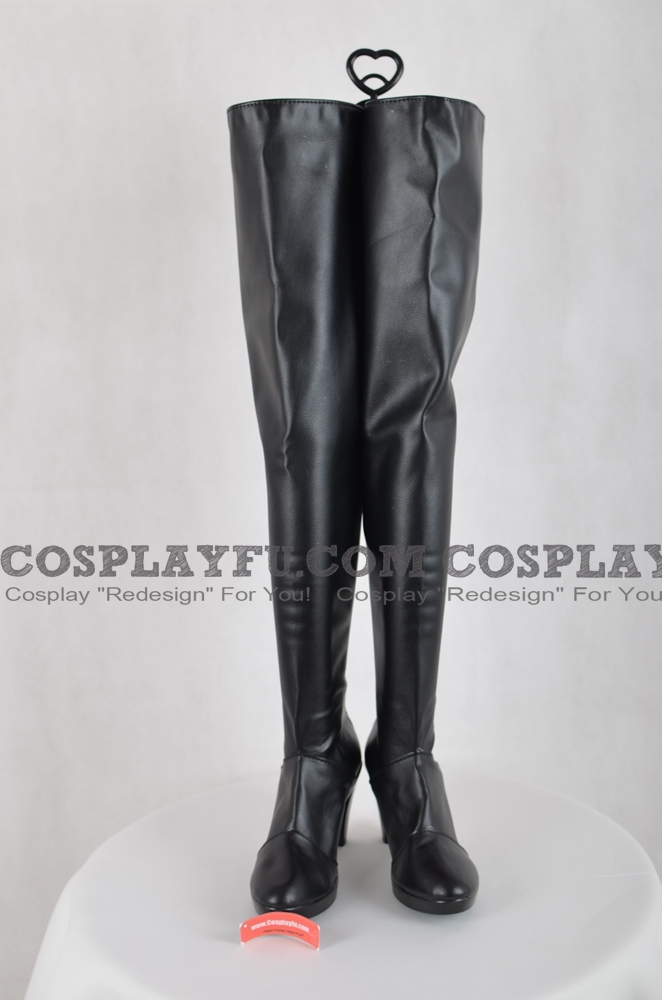 YoRHa No.2 B Shoes from NieR: Automata