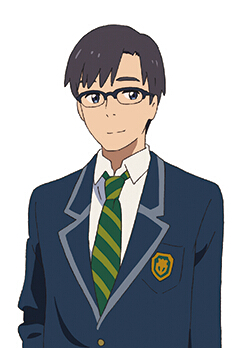 Tsutomu Cosplay Costume from Your Name