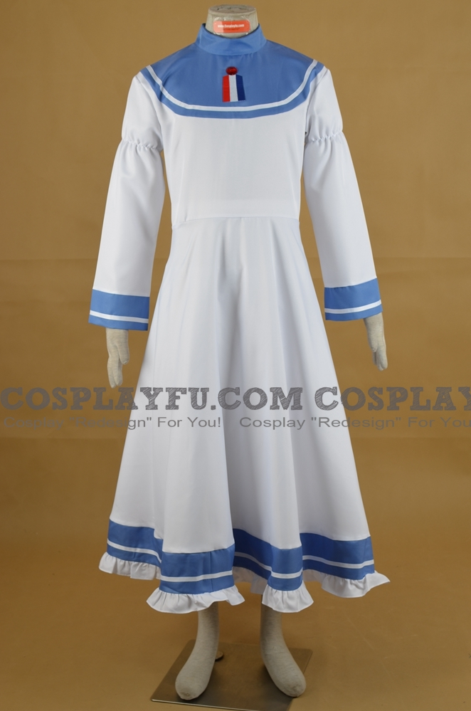 Lilica Cosplay Costume from Kaito Tenshi Twin Angel