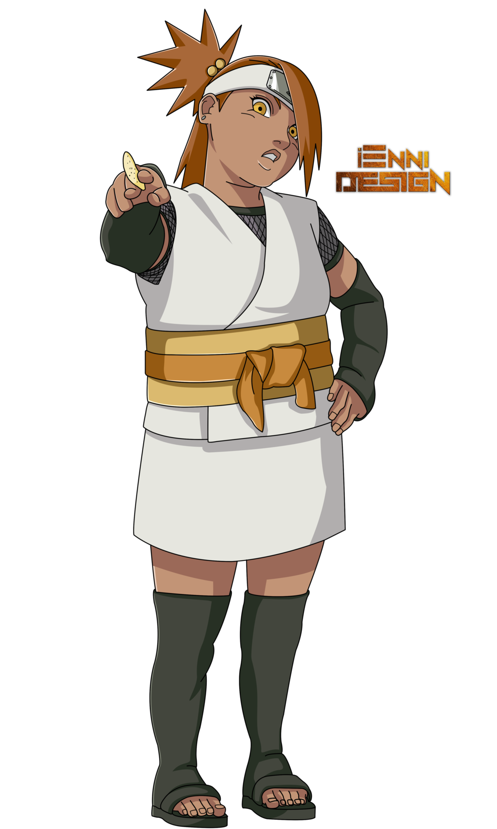 Chouchou Cosplay Costume from Boruto Naruto the Movie