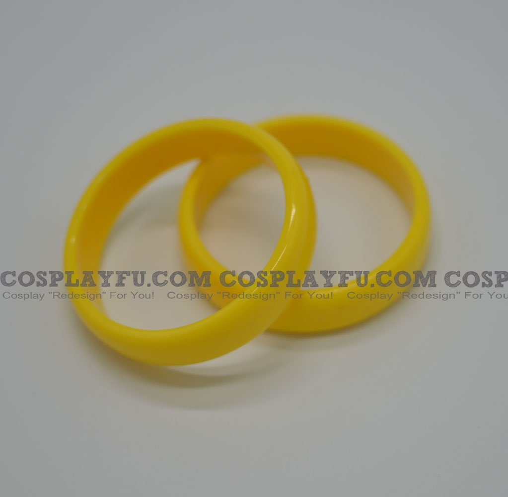Shadow Bracelet from Sonic the Hedgehog