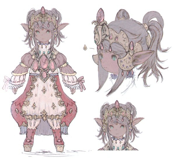 Final Fantasy XIV Nanamo Ul Namo Cosplay