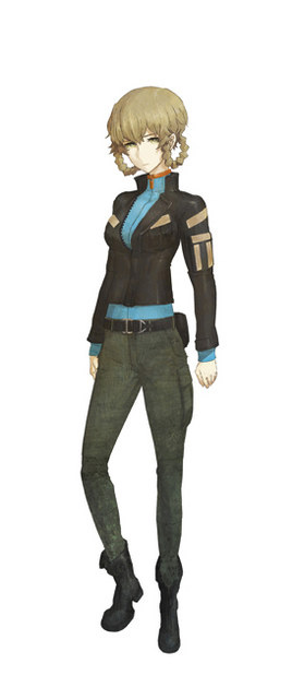 Suzuha Cosplay Costume from Steins;Gate 0