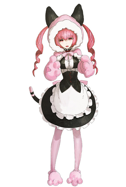 Faris Cosplay Costume from Steins;Gate 0