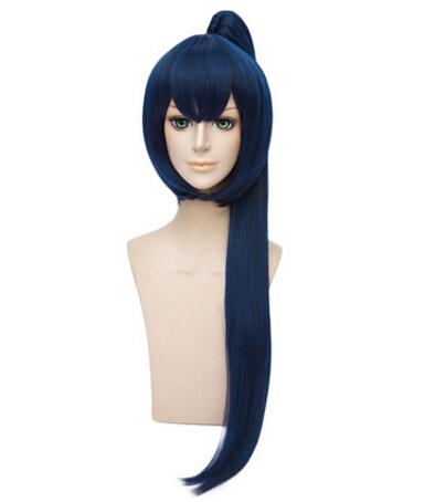Hotarugusa Wig from Onmyoji (Dark Blue)