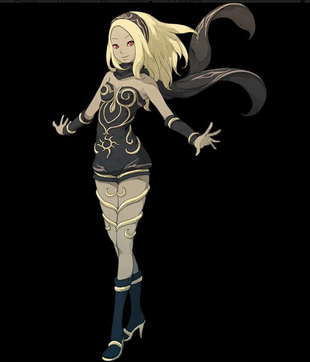 Kat gravity rush cosplay