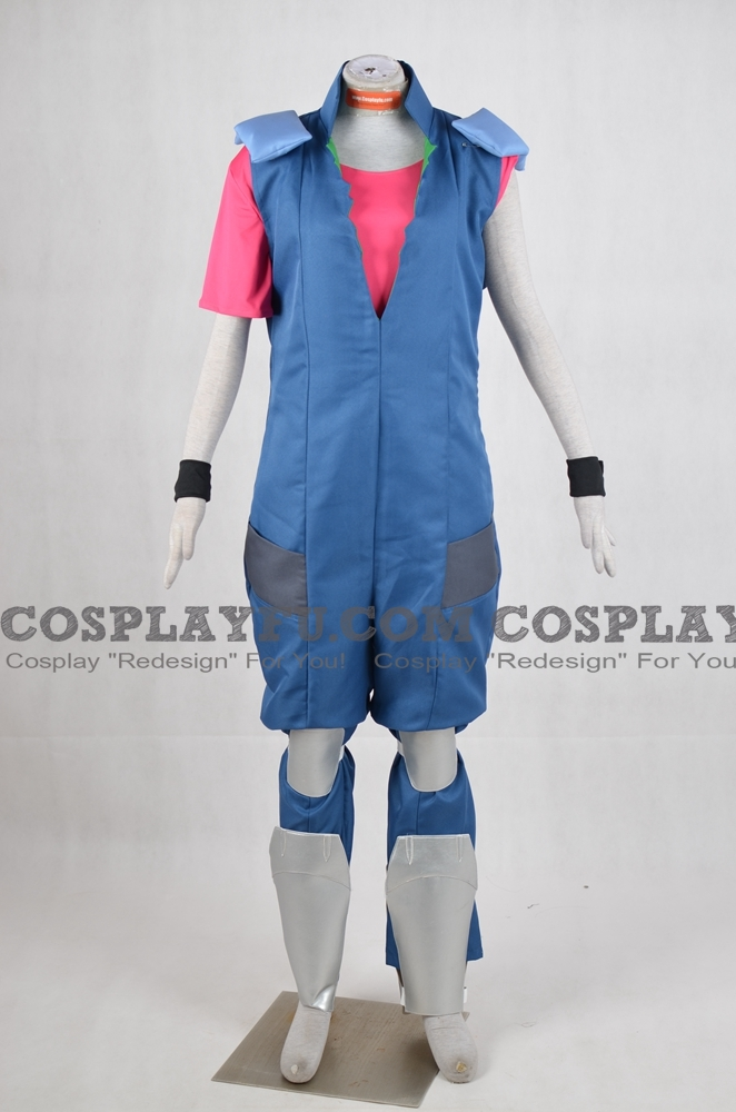 Jet Cosplay Costume from Cowboy Bebop