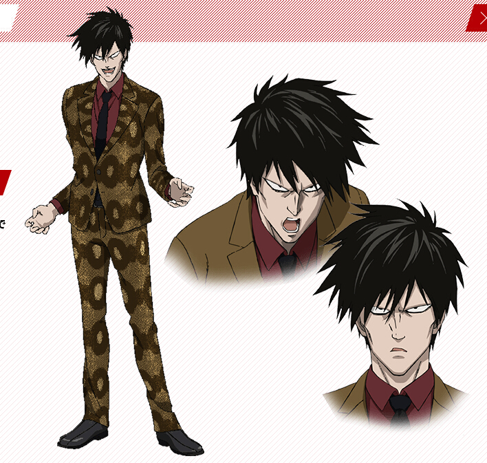 Snek Cosplay Costume from One Punch Man