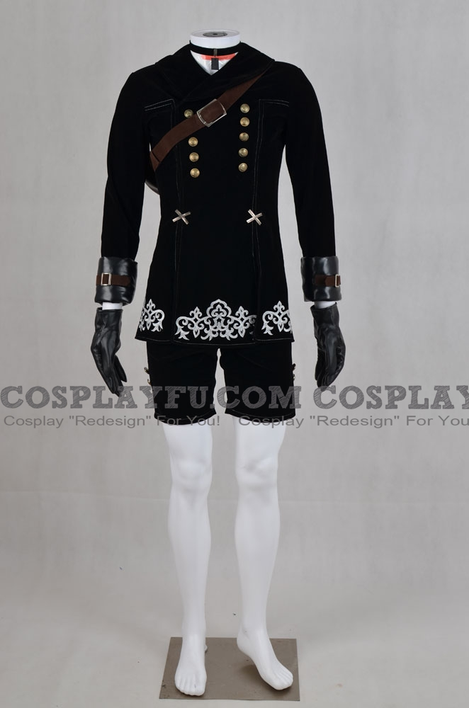 9S Cosplay Costume from NieR: Automata