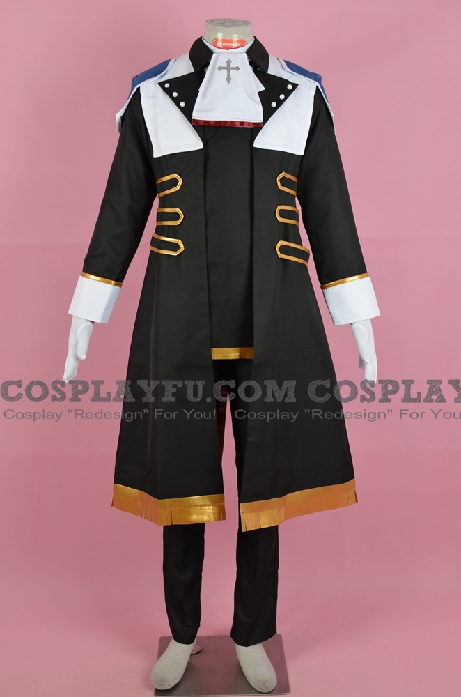 Albert Cosplay Costume from Akashic Records of Bastard Magic Instructor