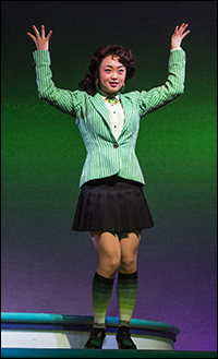 Heather Duke Cosplay Costume from Heathers: The Musical