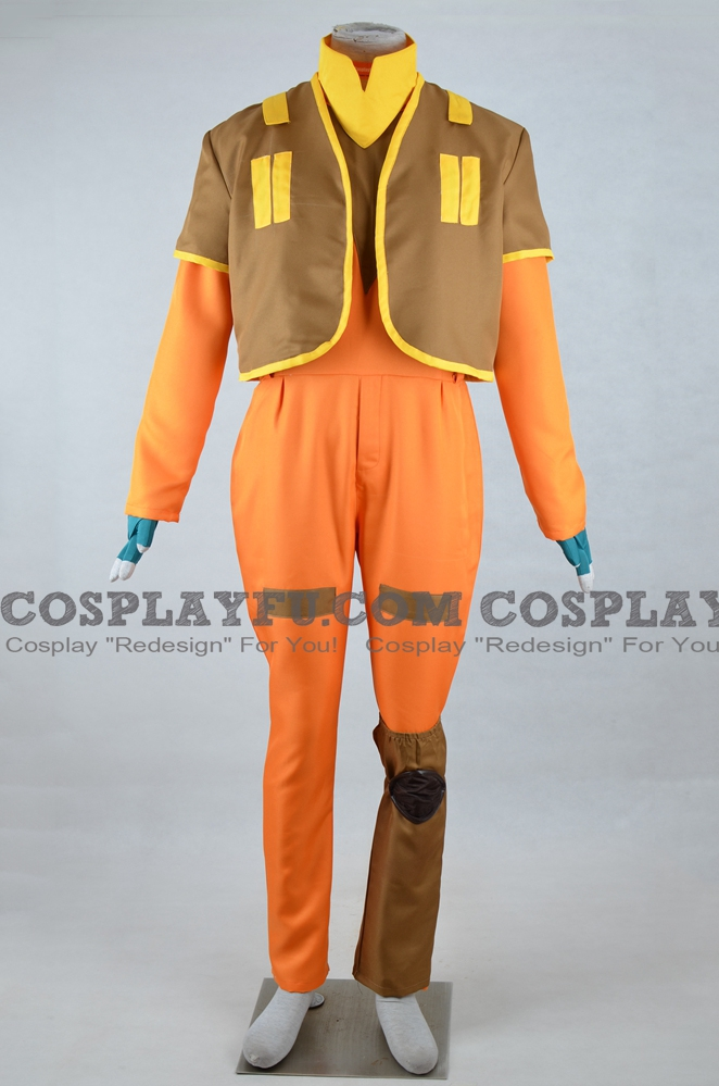 Ezra Cosplay Costume from Star Wars Rebels