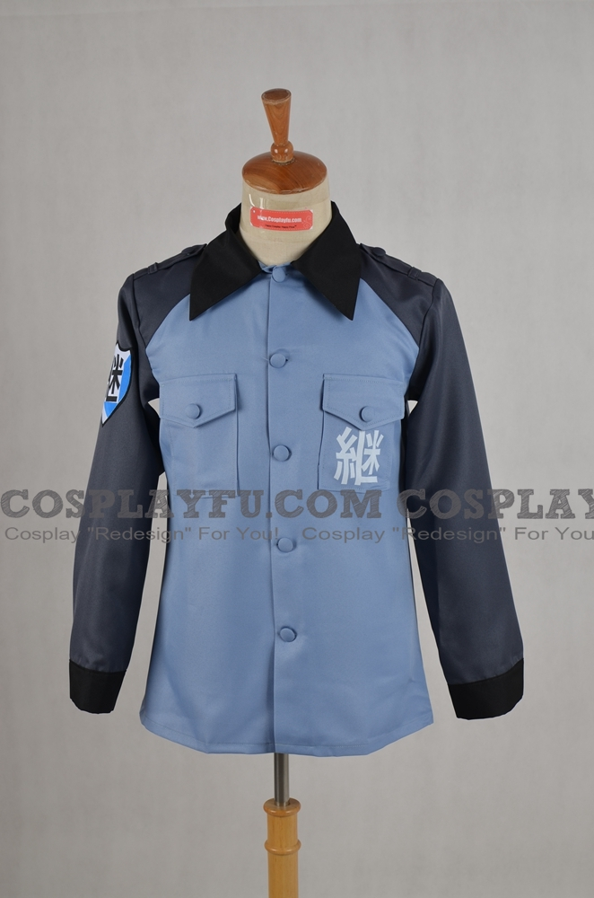 Mika Coat from Girls und Panzer