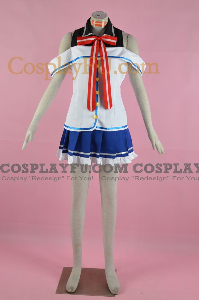 School Etoile Cosplay Costume from Cardfight!! Vanguard