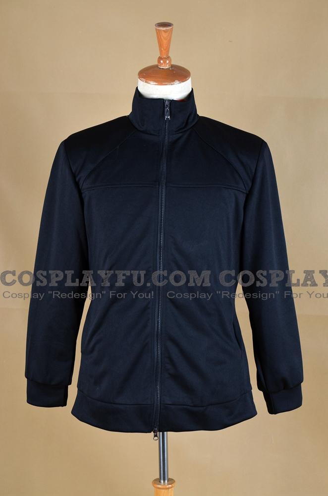 Black Tracksuits (Black Coat)