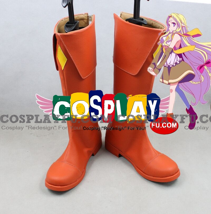 Fil Shoes (0073) from No Game No Life