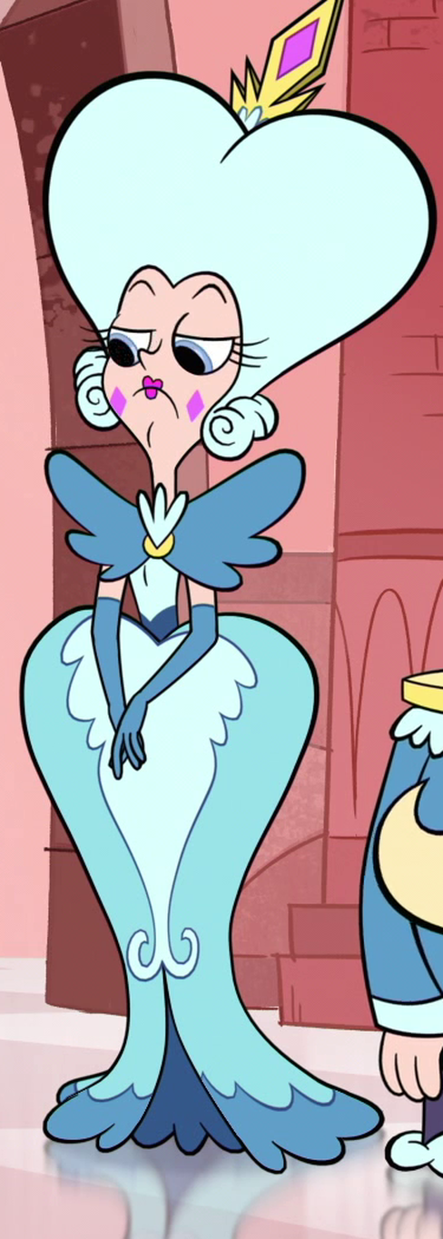 Queen Cosplay Costume from Star vs. the Forces of Evil