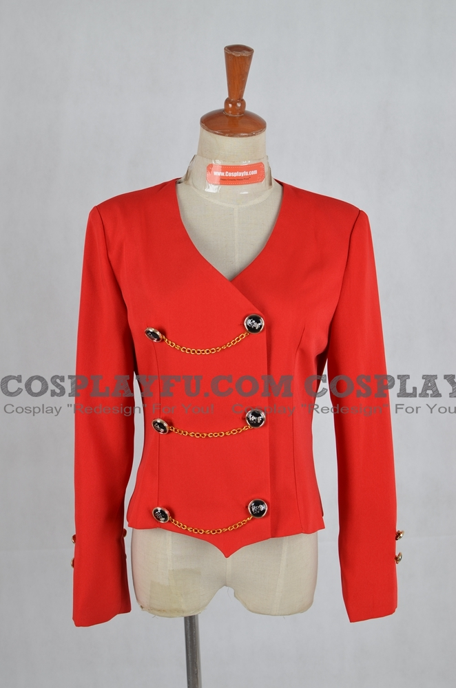 Heather Coat from Heathers: The Musical