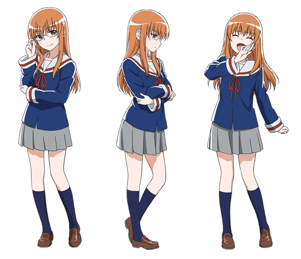 Benio Cosplay Costume from Engaged to the Unidentified