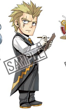 Laxus Dreyar Cosplay Costume from Fairy Tail