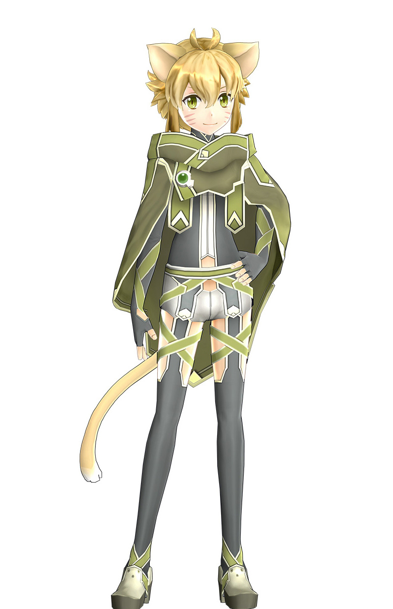 Argo Cosplay Costume from Sword Art Online Lost Song