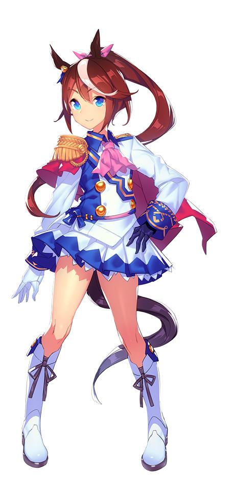 Tokai Cosplay Costume (Idol) from Uma Musume