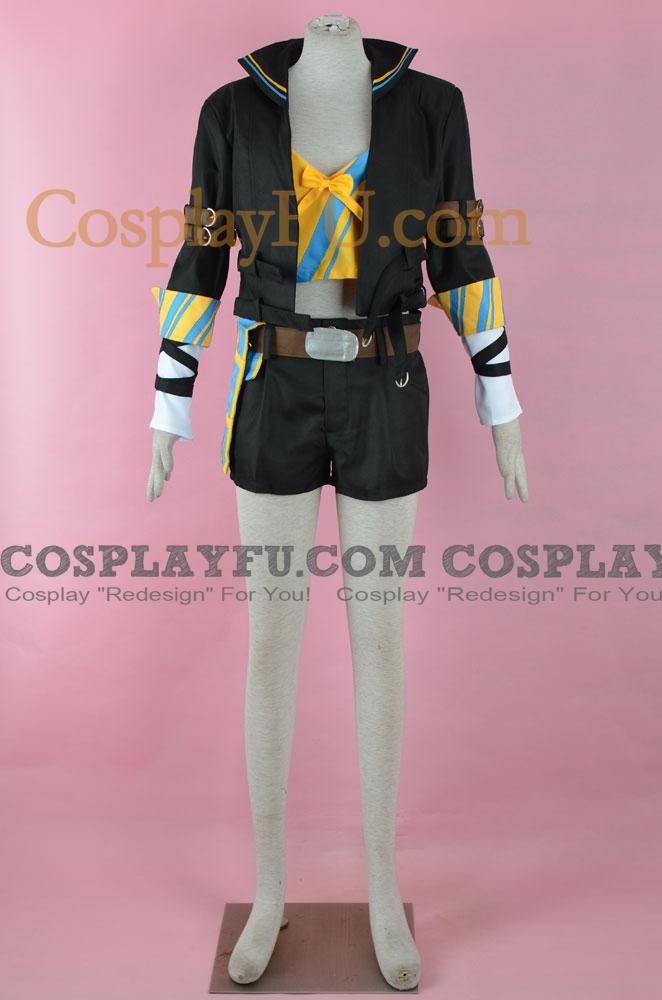 Vodka Cosplay Costume (Idol) from Uma Musume