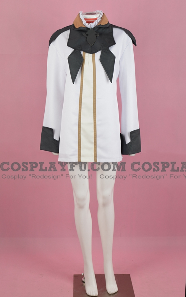 Arcanist Cosplay Costume (Cotton Halfrobe) from Final Fantasy XIV