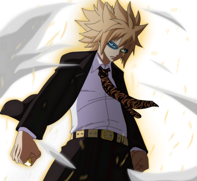 Loke Cosplay Costume from Fairy Tail