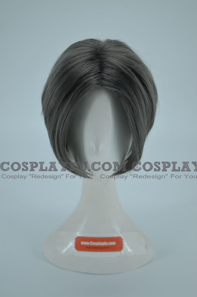 Edgeworth Wig from Ace Attorney
