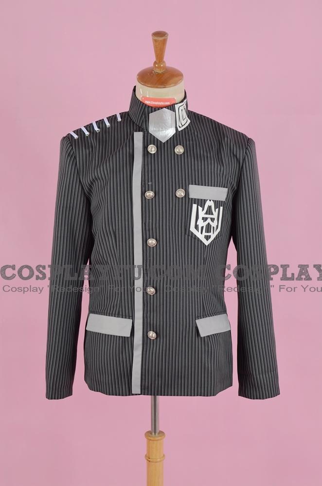 Shuichi Jacket from New Danganronpa V3: Minna no Koroshiai Shingakki