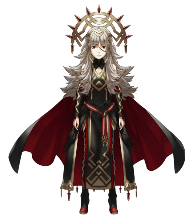 Veronica Cosplay Costume from Fire Emblem Heroes