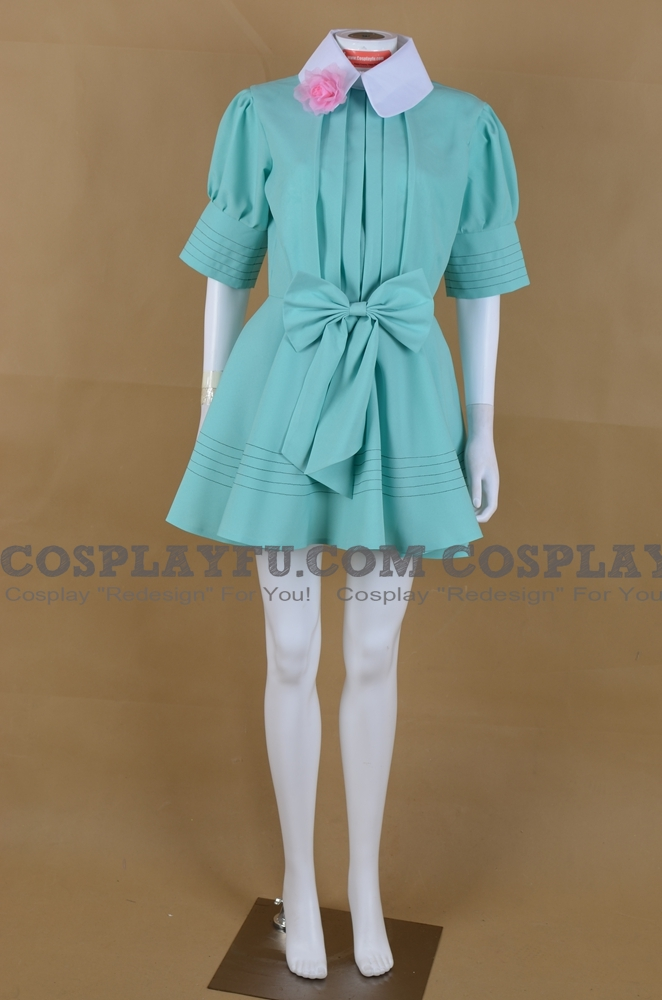 Heroine Cosplay Costume (Parts, 2nd) from Amnesia