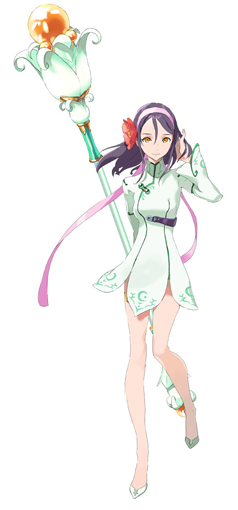 Ryfia Cosplay Costume from Arc Rise Fantasia