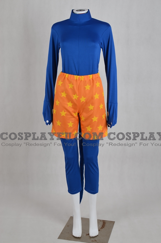 Kedamono Cosplay Costume from Popee The Performer