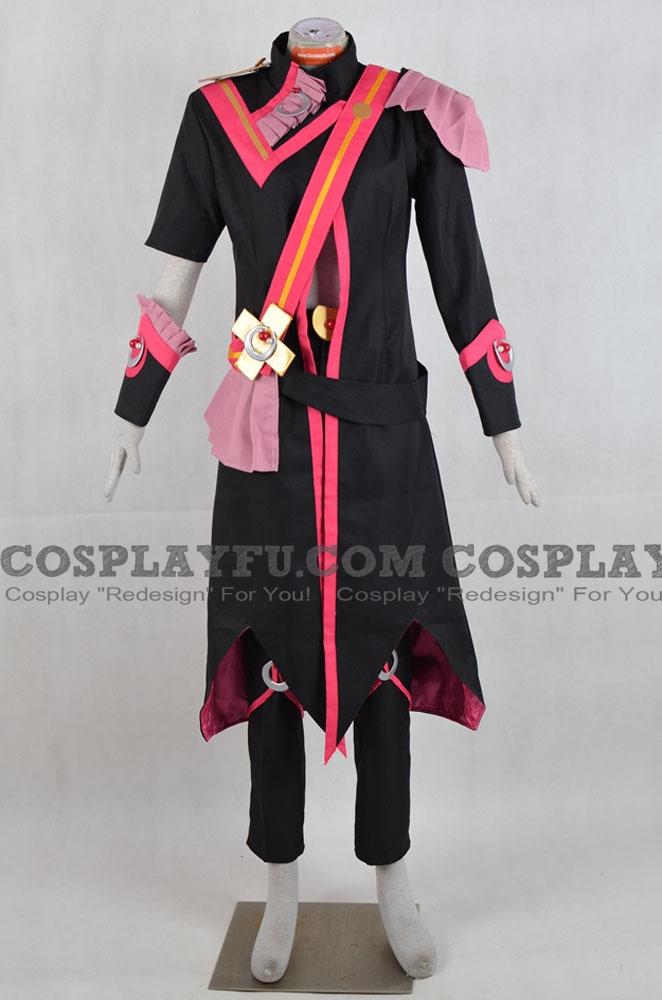 Akihiko Cosplay Costume from Cute High Earth Defense Club Love!