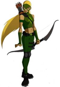 Artemis Cosplay Costume from DC Comics