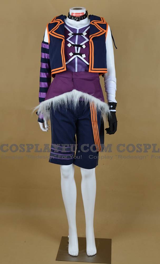 V Flower Cosplay Costume (Male) from Vocaloid 3