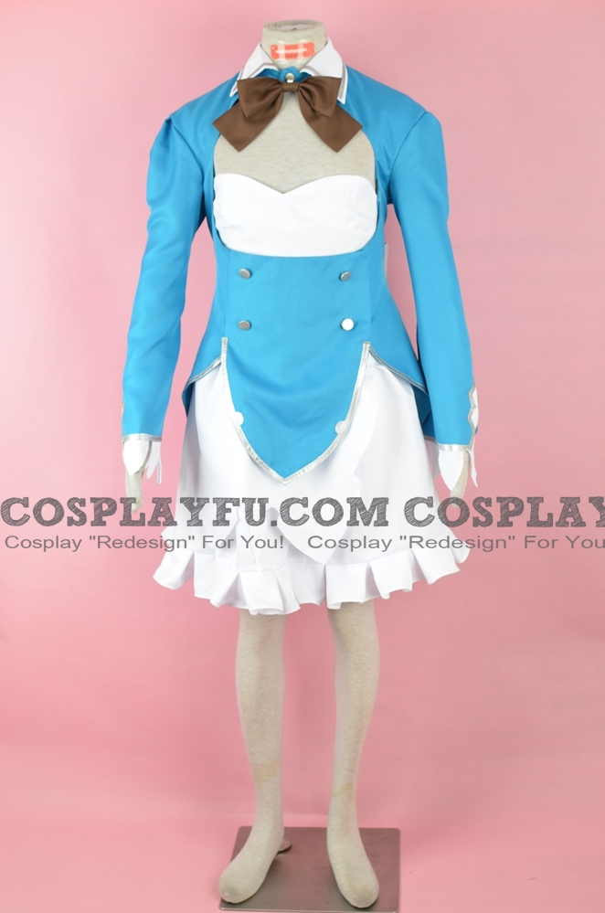 Alice Cosplay Costume from Grimms Notes