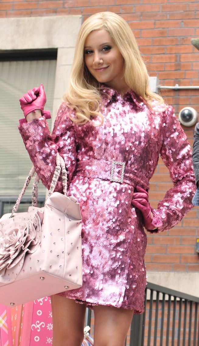 Sharpay Cosplay Costume from High School Musical