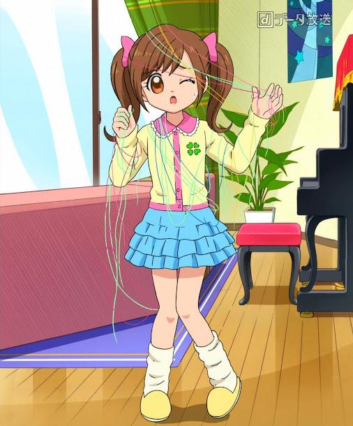 Kokoro Cosplay Costume from Kamisama Minarai Himitsu no Cocotama